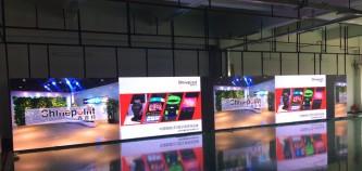 鑫普特常规软连接工艺LED舞台租赁屏500X1000箱体出四川成都