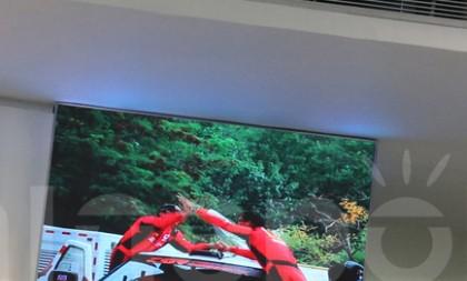 智派控屏系统无线操控大兴宝典雪佛兰4S店LED全彩屏
