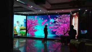 视频处理器对全彩LED显示屏的作用