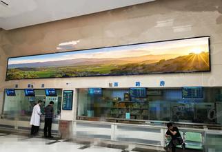 看LED显示屏如何风靡医院应用市场!
