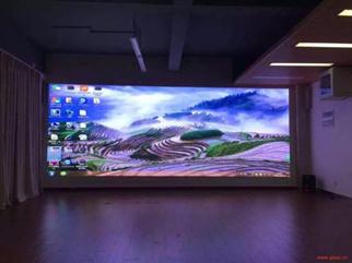 LED广告屏简单问题处理方法