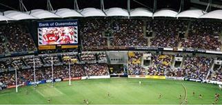 体育场馆led电子显示屏的分类及注意事项