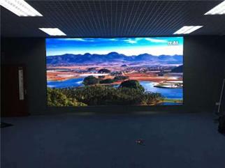小间距LED显示屏拼接处理技术