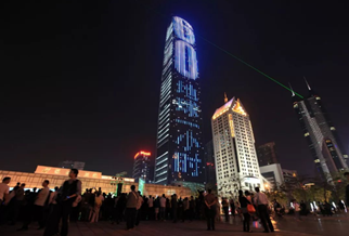 夜游经济兴起,LED显示屏企业凭何畅游城市亮化的市场蓝海