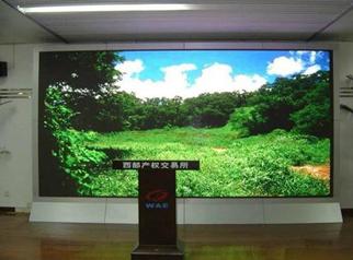 LED显示屏市场发展道路