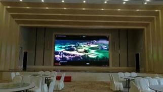 酒店舞台LED显示屏选择需要哪些要求?