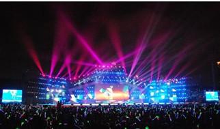 舞台演艺LED租赁屏作用及发展趋势